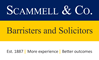 Scammell & Co Logo